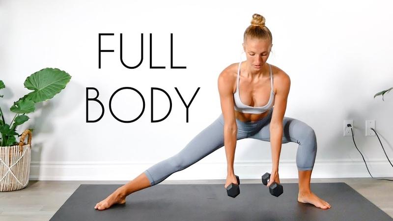 15 min FULL BODY WORKOUT (Beginner Friendly)