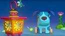 Деревяшки - Вечер + Похвала - развивающие мультфильмы для самых маленьких 0-4 HD