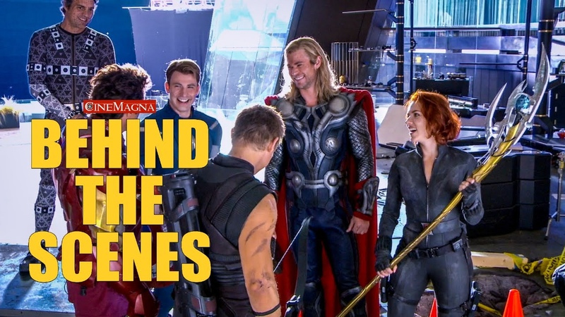 The Making Of Avengers Endgame Characters Behind the Scenes (2019)