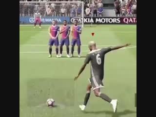 Хорошо положил в FIFA.