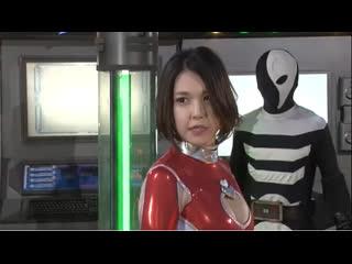 ZATS-28_01 Burning Action Super Heroine Chronicles Melty Saver