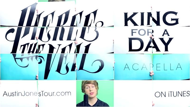 King For A Day ACAPELLA Pierce The Veil ft Kellin Quinn cover by Austin Jones