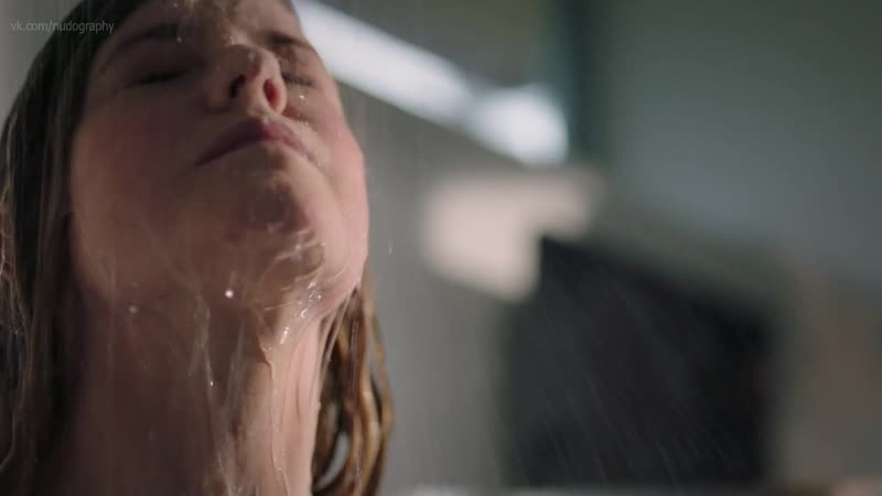Харриет Дайер Harriet Dyer в сериале Посредник The InBetween 2019 s01e01 HD 1080p Голая Секси