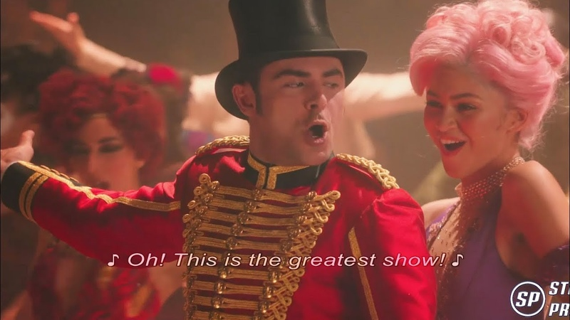 The Greatest Showman The greatest show Reprise