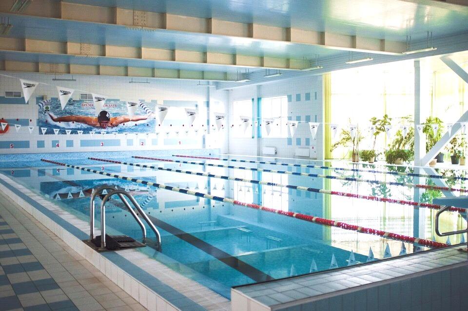 Бассейн Дворца спорта «Радуга» в Дубне планируют открыть раньше обычного срока – уже 19 августа
