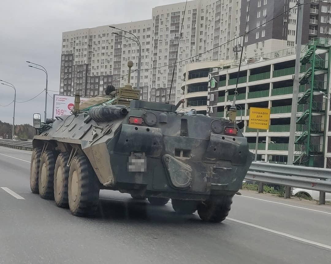 Военная техника на Минке    - jane_online4