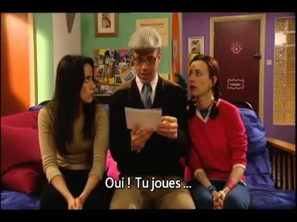 學法文 : Extra French: L'arrivée de Sam (1/13) - 看影片學法文