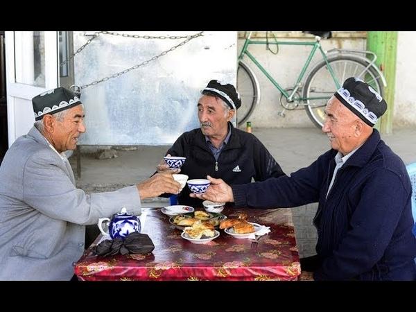 Почему в Узбекистане пьют горячий чай в жару?