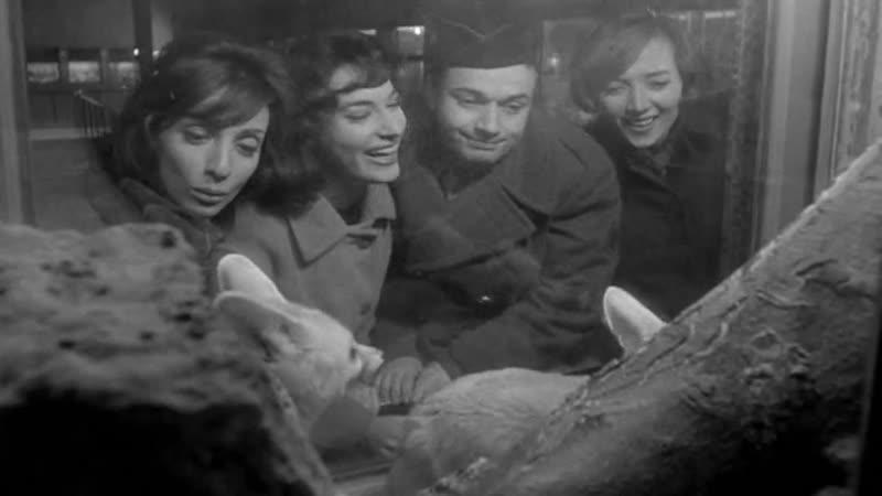 Милашки / Les bonnes femmes (1960) Клод Шаброль