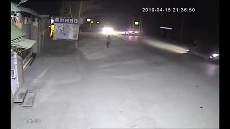 Под Уфой жещина сбила 14-летнюю девочку