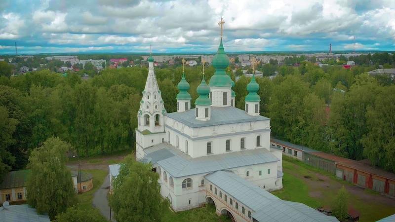 ВЕЛИКИЙ УСТЮГ сердце России