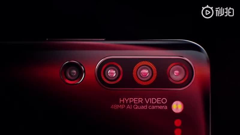 Lenovo Z6 Pro - 2.39cm super macro Camera Sample - Official Promo video