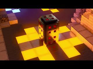 Minecraft с RTX от Cinematic Captures