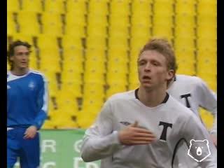 Сезон 2006, Павел Мамаев забивает первый гол в РПЛ  обзор матча