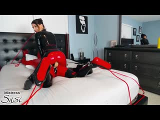 [Femdom 2019] Mistress Susi s Fetish Clips – Rubberdoll Strapless Strapon Webcamshow [Ass Fucking Dildo Anal Anus Pegging]