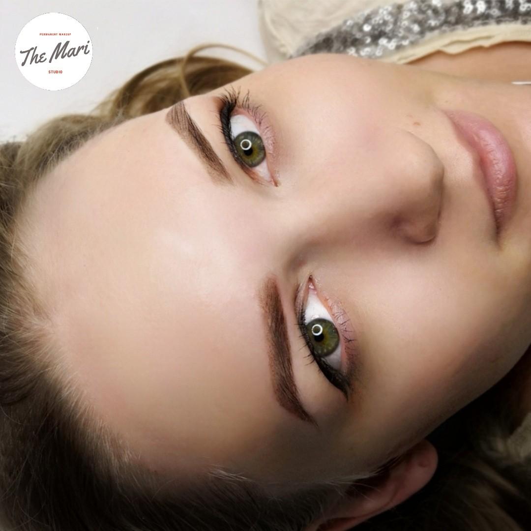 ✔Требуются модели на перманентный макияж!