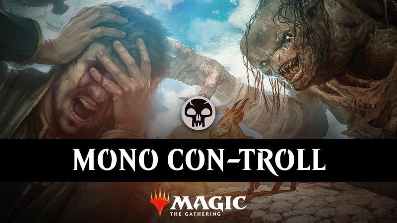 MONO CON-TROLL | Black CC5