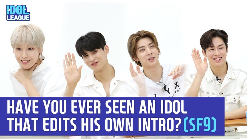(ENG SUB) SF9(에스에프나인), HAVE YOU EVER SEEN AN IDOL THAT EDITS HIS OWN INTRO? - (2/4) [IDOL LEAGUE]