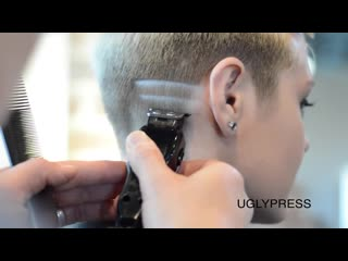 Lita #2 ( Clipper UnderCut)