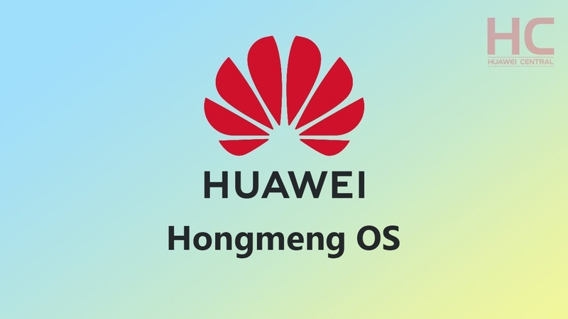 """Hongmeng"" is Huawei's first ever self developed operating system"