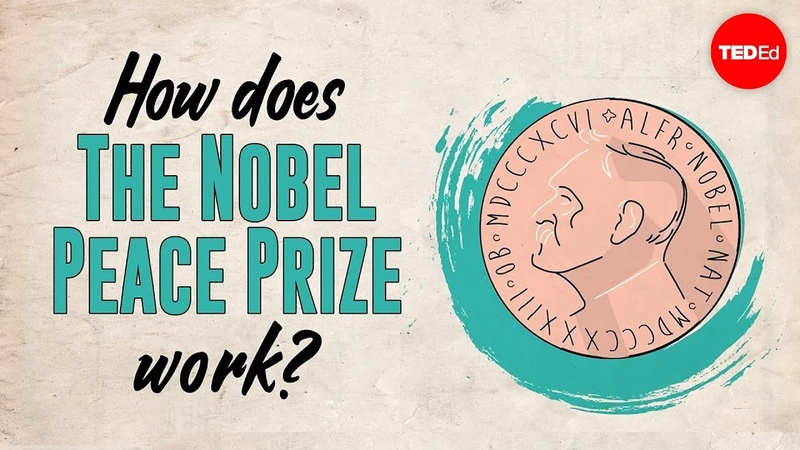 How does the Nobel Peace Prize work - Adeline Cuvelier and Toril Rokseth