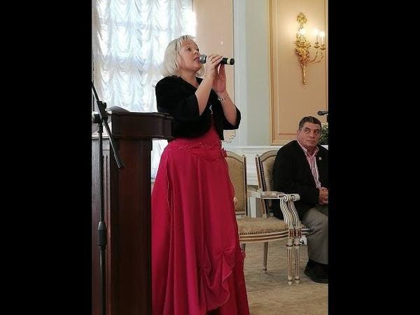 Наталья Агальцова, г. Челябинск, выступление на концерте в Белоруссии, 15.10.2019г