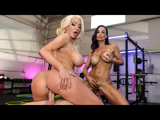 Brazzers Lisa Ann, Nicolette Shea - The Fuck Off NewPorn2019