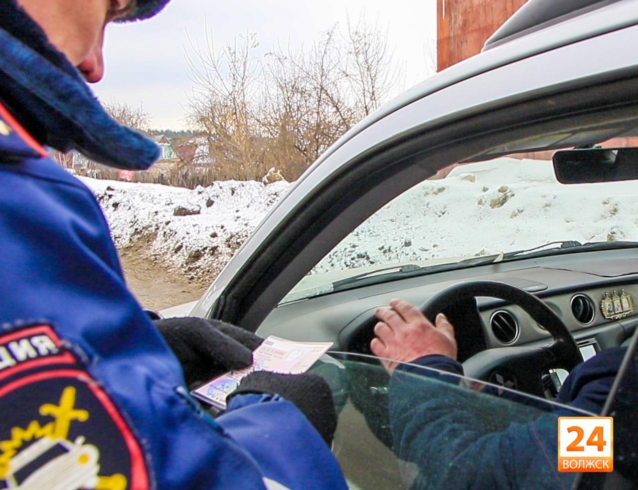 В Волжске и Волжском районе пройдет мероприятие «Нетрезвый водитель»