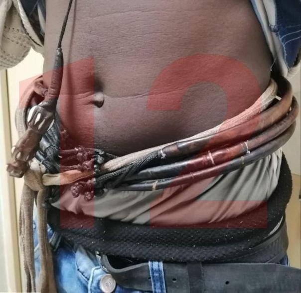 Московские полицейские обнаружили на африканце кишки его мамы и папы В столичный отдел полиции доставили уроженца Сенегала, который вызвал подозрения у продавцов мясного магазина, мол как-то