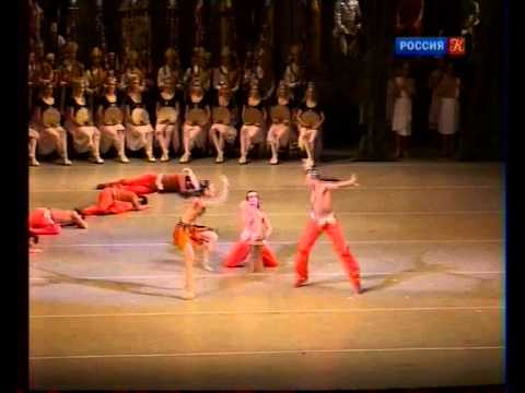 Абсолютный слух Характерный танец в балете
