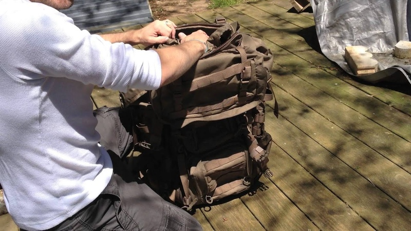 Eberlestock F4 Terminator Pack Preview : The Outdoor Gear Review
