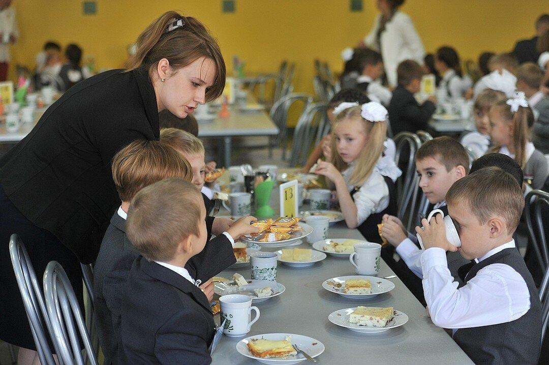 Госдума одобрила бесплатное горячее питание для младших