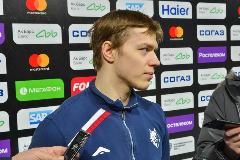 Павел Порядин: «Национальная сборная это уже новый уровень», изображение №1