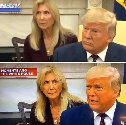 Лицо итальянского переводчика, когда Трамп назвал президента