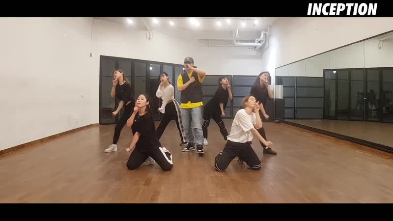 Fan Cheng Cheng (范丞丞) – Dip Out (choreography DEMO VER.) [INCEPTION]