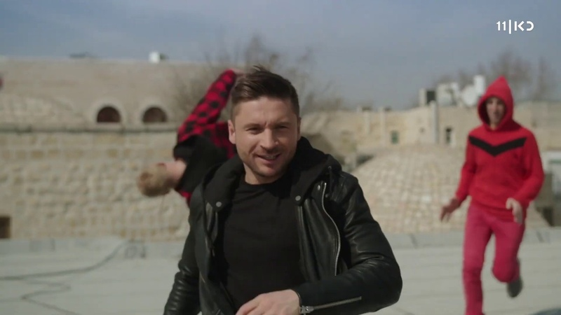 Postcard of Sergey Lazarev from Russia 🇷🇺 - KAN | Eurovision 2019