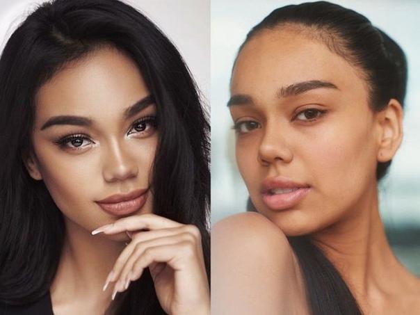 Участницы «Мисс Вселенная 2019» приняли участие в проекте, где показали свои лица как с макияжем, так и без В официальной съемке проекта приняли участие девушки из 13 стран (имена и возраст
