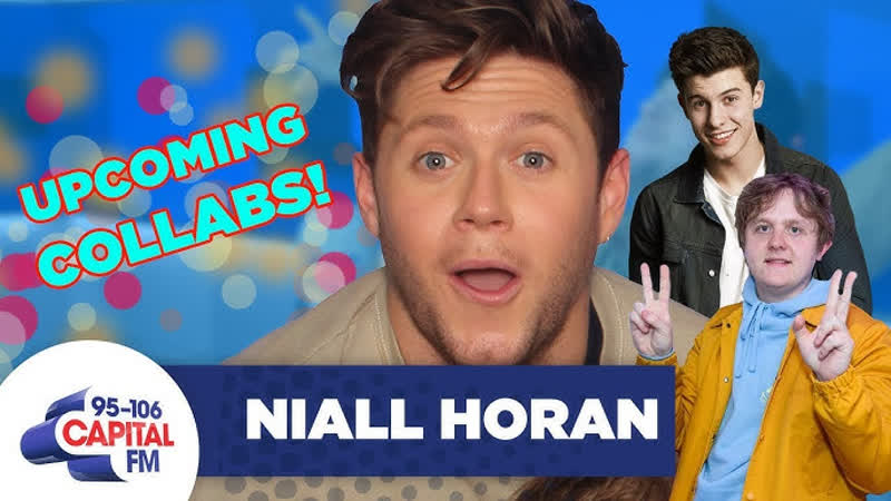 Niall Horan On Shawn Mendes Lewis Capaldi Collaborations 🎤 FULL INTERVIEW Capital RUS SUB
