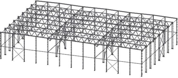 Проектирование металлокаркасного здания