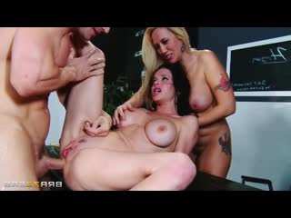 Veronica Avluv, Alana Evans - Alana and Veronicas High School Re