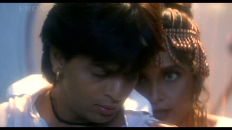 муз.клип из КФ Страстная любовь ( Chaahat)1996г