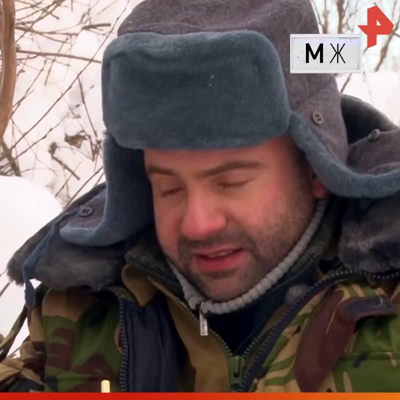 Тимофей Баженов об оленях / #РЕНТВ