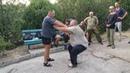 Проникающие удары Постановка ударов в русском стиле системе рукопашного боя База Обучение