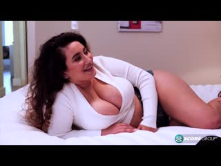 Муж трахнул толстую жену на годовщину, sex milf wife mature fat woman bbw milk tit sex porn fuck bang ass HD cum (Hot&Horny)