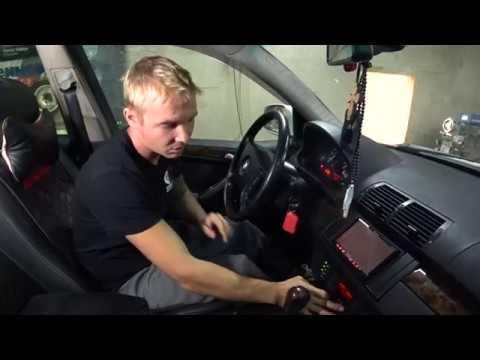 Замена выходного каскада вентилятора (ежик) на BMW x5 E53 | Blower regulator replacement