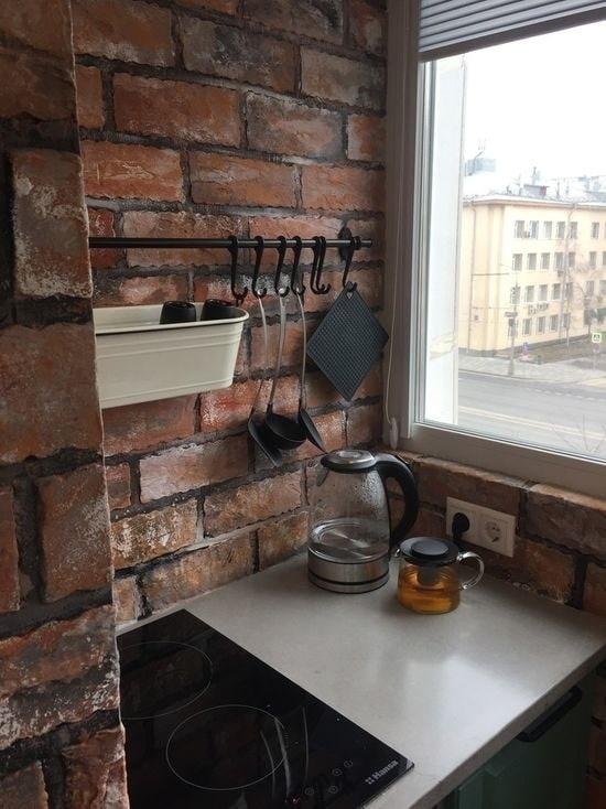 Со ременный ремонт в квартире-студии. Кому нравится стиль лофт?