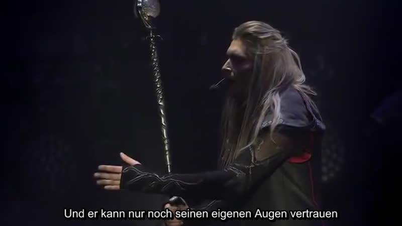 Dragonlance Based Musical - Raistlin´s Song (German Subs)