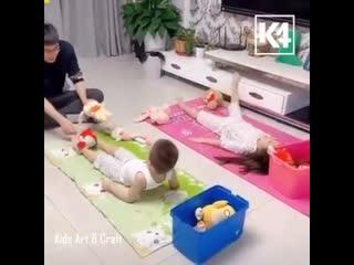 Чем развлечь ребенка в квартире