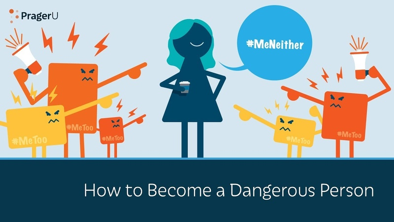 How to Become a Dangerous Person