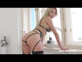 Marilyn Crystal [PornMir, ПОРНО, new Porn, HD 1080, Russian, Anal, Blonde, DP, Lingerie, DAP, Gape, Anal Creampie]